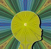 Sensory Meltdown Trigger. Sensory overload inducing seizures in children poster