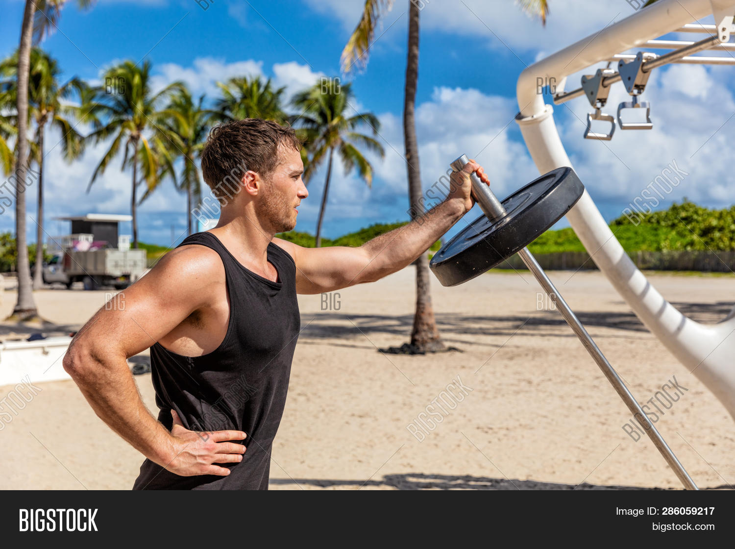 Gym Fitness Image Photo Free Trial