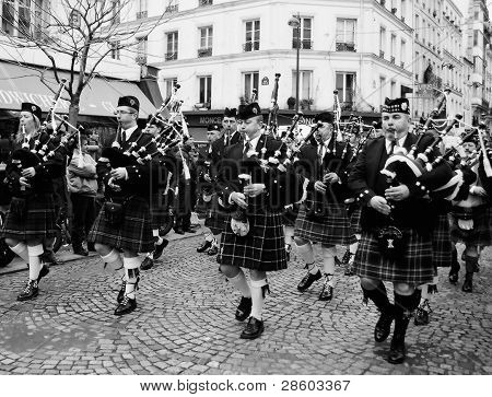 Scotland in Paris