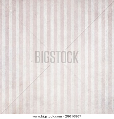 Shabby textile Background with colorful pink and white stripes