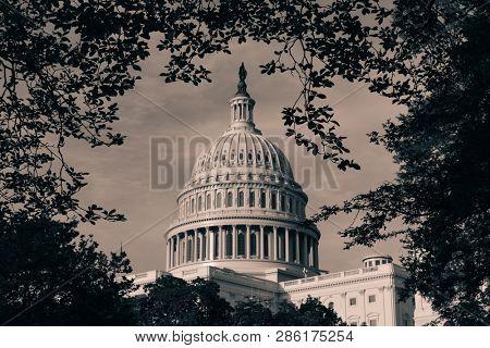Washington DC, USA - United States Capitol Building