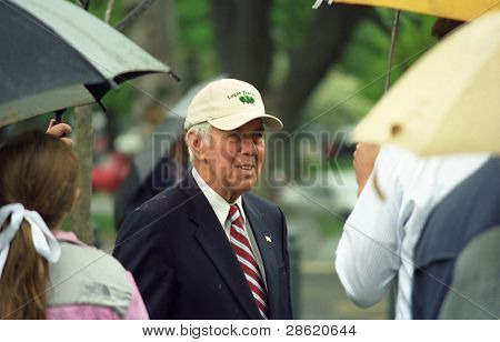 Senator Richard Lugar Of Indiana
