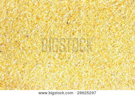 Yellow cornflour