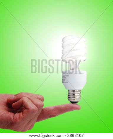 Balancing Bulb Glow