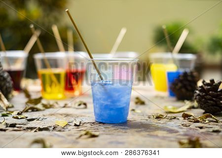Epoxy Resin Cup Image & Photo (Free Trial)   Bigstock