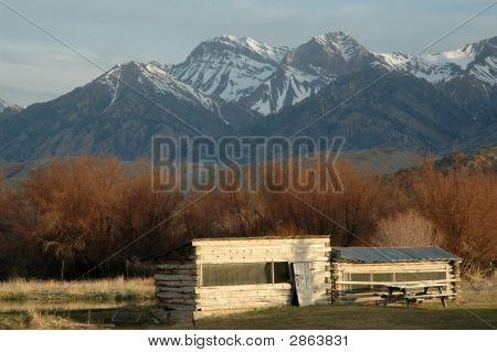 Big Lost Mountain Range