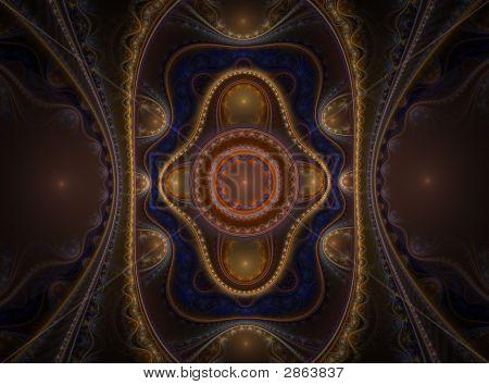 Optical Art Grand Julian Fractal