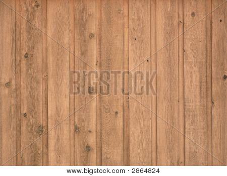 Cedar Outdoor Wall
