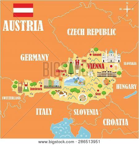 Stylized Map Austria Vector & Photo (Free Trial) | Bigstock on basel switzerland map, bastia map, yonah mountain map, europe map, salzburg map, altaussee map, graz airport map, ljubljana map, vienna map, temuco map, trieste map, austria map, beqa map, kaliningrad map, obertraun map, alps map, hallstatt map, faaa map, sarajevo map, djanet map,
