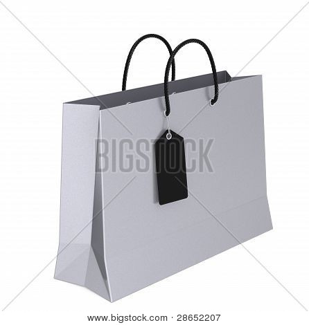 Luxury Shopping Bag