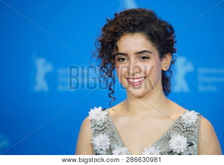 Sanya Malhotra attends the 'Photograph' photocall during the 69th Berlinale International Film Festival Berlin at Grand Hyatt Hotel on February 13, 2019 in Berlin, Germany.