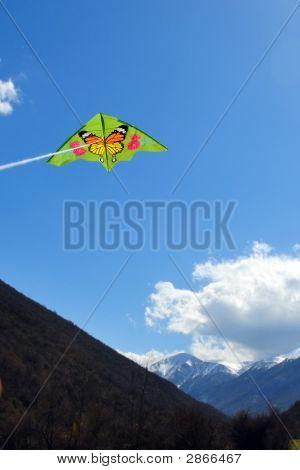 Mountains Kite