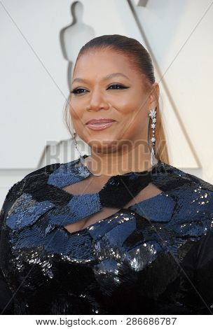 Queen Latifah at the 91st Annual Academy Awards held at the Hollywood and Highland in Los Angeles, USA on February 24, 2019.