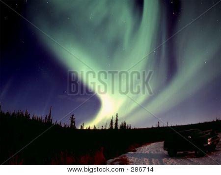 Strong Aurora