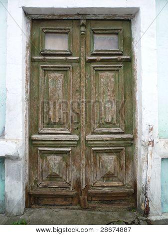 Old Doors. Old Town