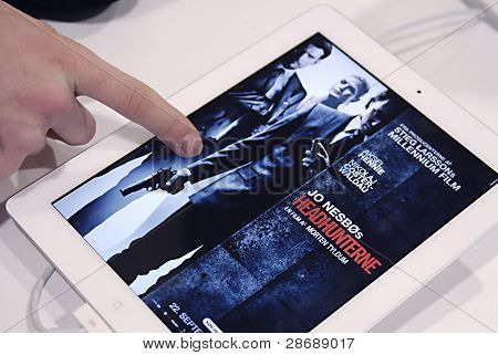 Denmark_ipad Display