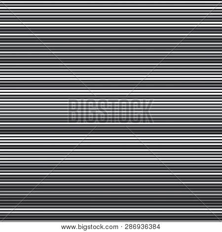 Horizontal Straight Lines With  The Gray:black (thickness) Ratio Equal With 5:3 Fibonacci Ratio (the