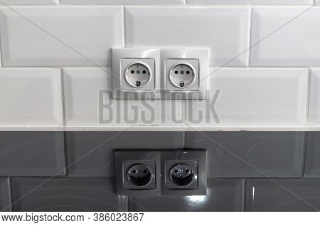 Electrical Outlets In The Kitchen