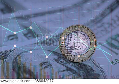 Brazilian Stock Exchange, Fall And Devaluation Of The Brazilian Currency, Quotation Of The Brazilian