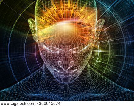 Virtual Brain Frequencies