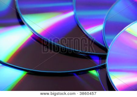 Colorful Dvds