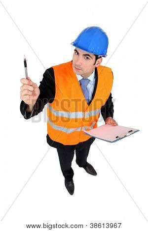 An inquisitive civil engineer
