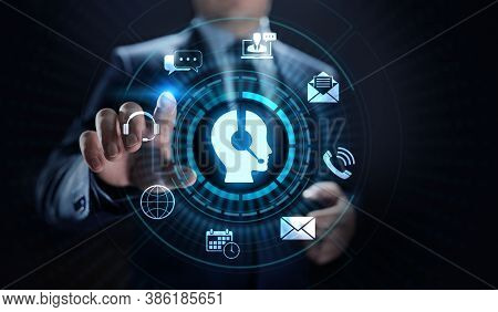 Support Customer Service Quality Assurance Business Technology Concept.