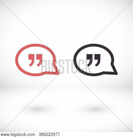 Sms Mail Vector Icon. Mail To Receive Sms Icon. Mail To Send Sms Icon. Mail For Reading Sms Flat