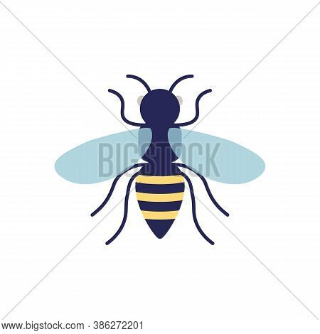 Insect Icon. Simple Element From Allergy Collection. Creative Insect Icon For Web Design, Templates,
