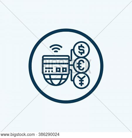 Payment Icon Isolated On White Background From Driving School Collection. Payment Icon Trendy And Mo