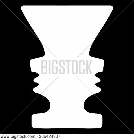 Figure And Ground Perception Gestalt Theory Psychotherapy