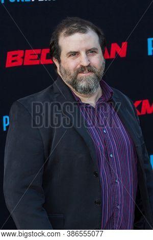 Gabriel Sabloff attends the premiere of