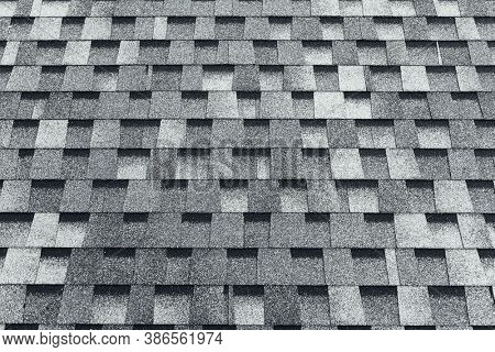 shingles flat polymeric roof-tiles background