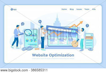 Website Optimization, Analysis, Content Writing, Keywording, Reporting, Design, Seo, Links Building.