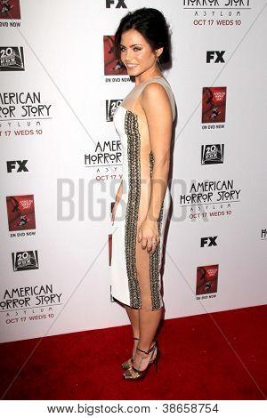 LOS ANGELES - OCT 13:  Jenna Dewan-Tatum arrives at the