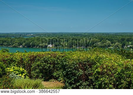 Spectacular Lake Scenery Of Prince Edward County, On, Canada