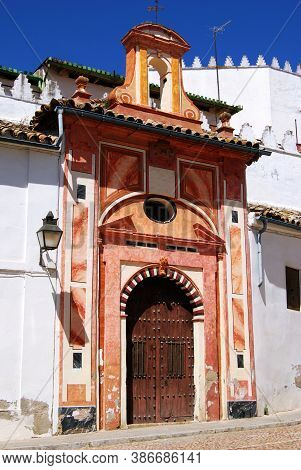Church In The Plaza De Los Abades, Cordoba, Cordoba Province, Andalucia, Spain, Europe.