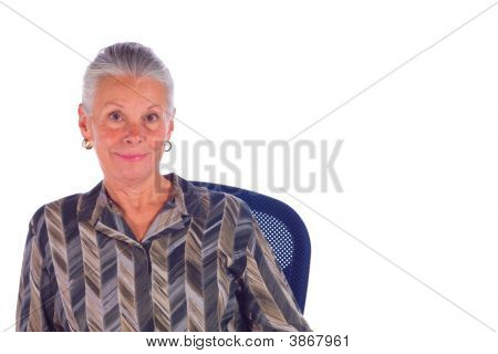 Mature Female Businesswoman