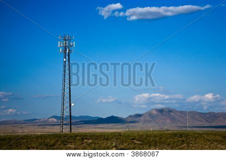 Mobile Phone Base Station