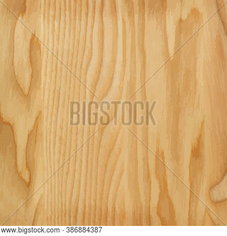 Wood Texture Background. Wooden Board Background For Brochure, Flyer, Poster, Leaflet, Annual Report
