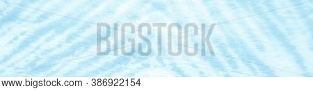 Winter Snow. Blured Maritime Background. Blue Watercolor Wave. Air Naval Pattern. Ocean Waves. Marit