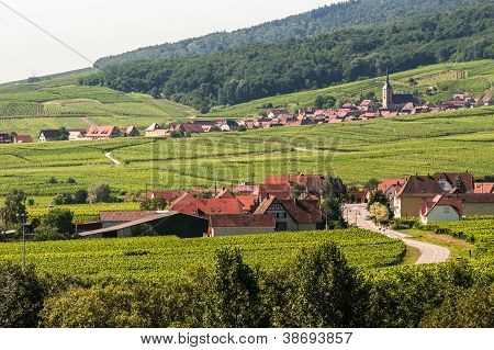 Itterswiller (alsace) - Panorama