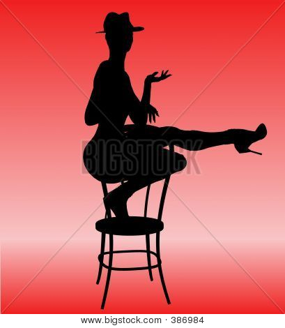Stripper Chair 2