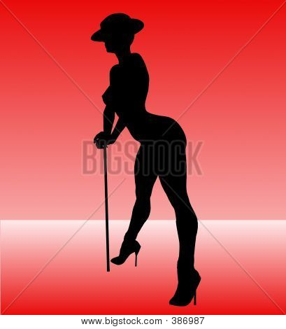 Stripper On Cane 2