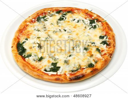Pizza Popeye the sailor