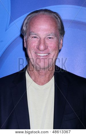 LOS ANGELES - JUL 27:  Craig T. Nelson at the NBC TCA Summer Press Tour 2013 at the Beverly Hilton Hotel on July 27, 2013 in Beverly Hills, CA