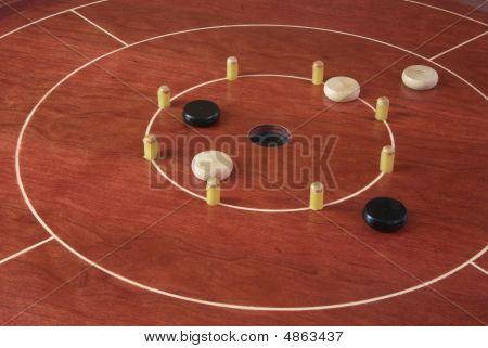 Crokinole Board
