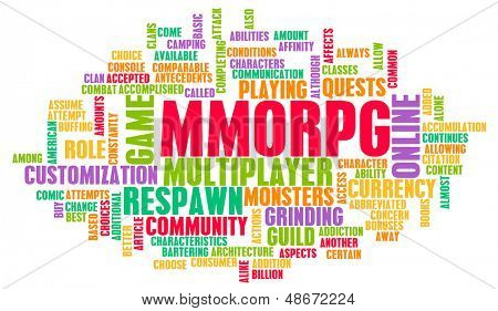 A Massively Multiplayer Online Role Playing Game