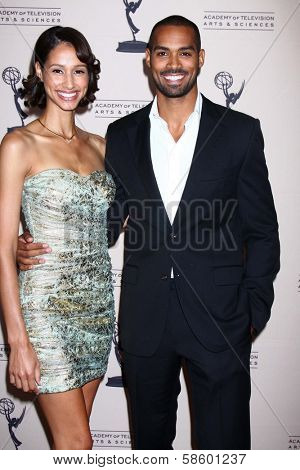Lamon Archey at the Daytime Emmy Nominees Reception presented by ATAS, Montage Beverly Hills, CA 06-13-13