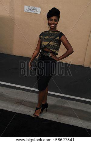 Teyonah Parris at the